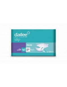 Dailee slip maxi