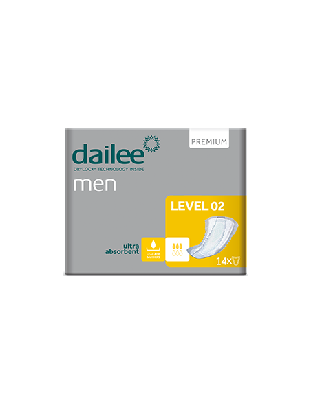Protection Dailee Men level 2