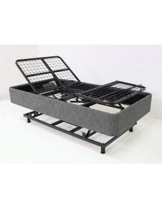 Lit 3 fonctions Bed in Bed 92x203 cm avec cadre