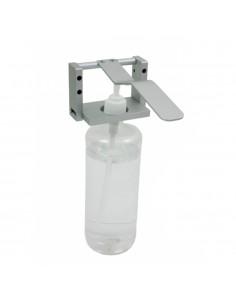 Distributeur à coude pour flacon avec pompe