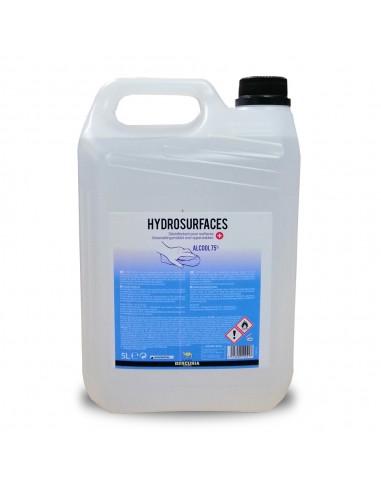 Désinfectant hydroalcoolique sans rinçage mains et surfaces