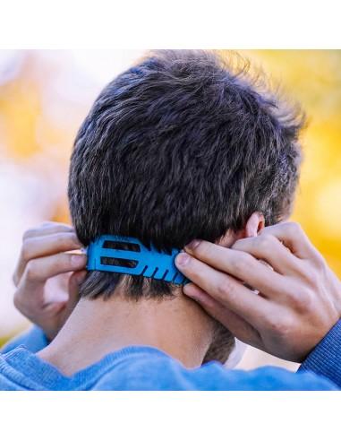 Attache masque, protège oreilles