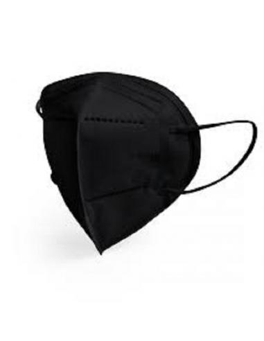 Masque FFP2 NR noir vendu par 5