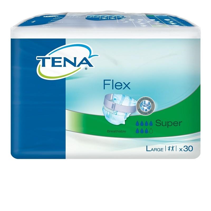 TENA Proskin flex super