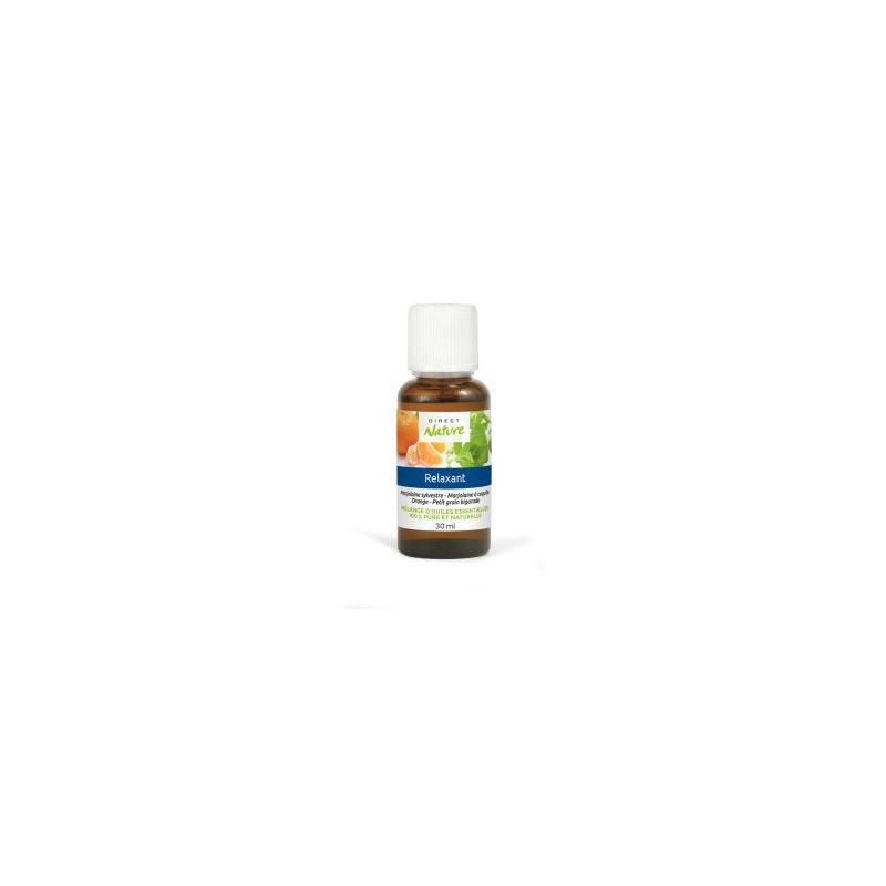 Mélange huile essentielle relaxant 30ml