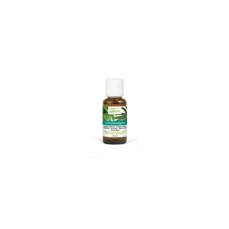 Mélange huile essentielle forêt...