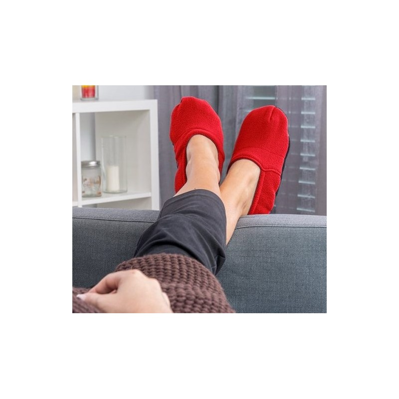 Chaussons micro-onde