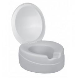 Rehausse WC avec couvercle