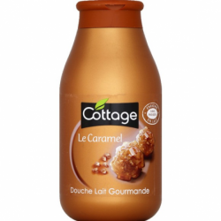 COTTAGE lait douche caramel...