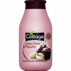 COTTAGE lait douche cerise...