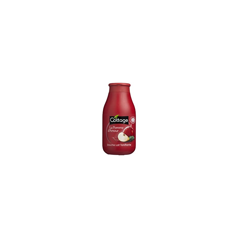 COTTAGE lait douche pomme d'amour 250ml