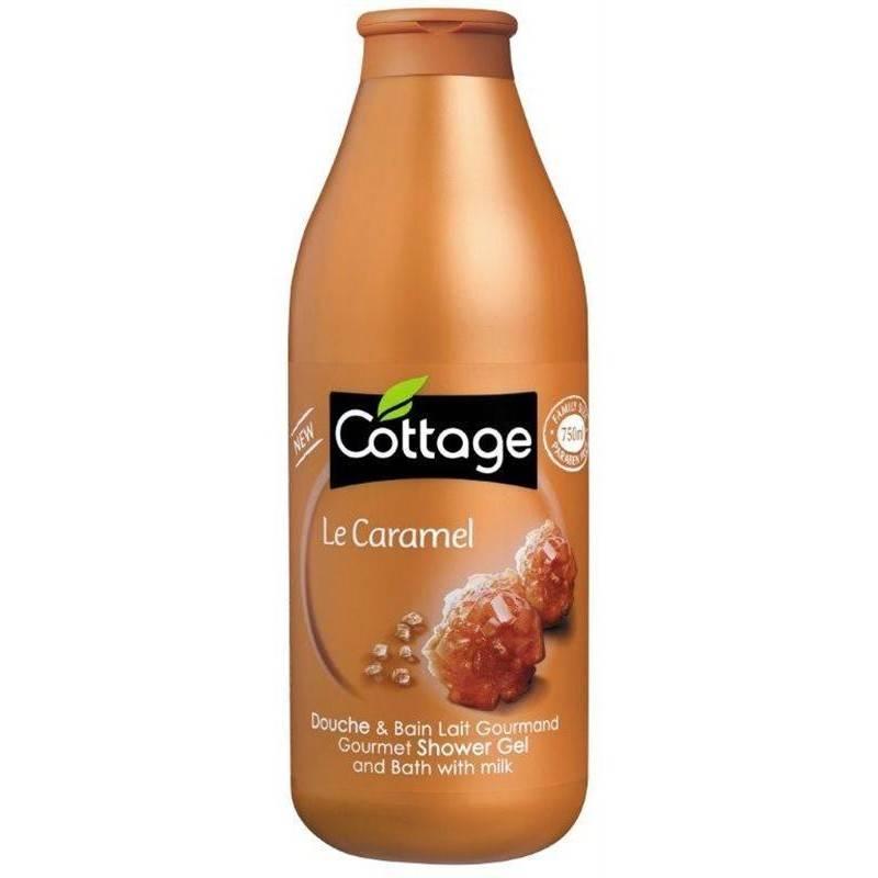Grand COTTAGE douche caramel 750ml