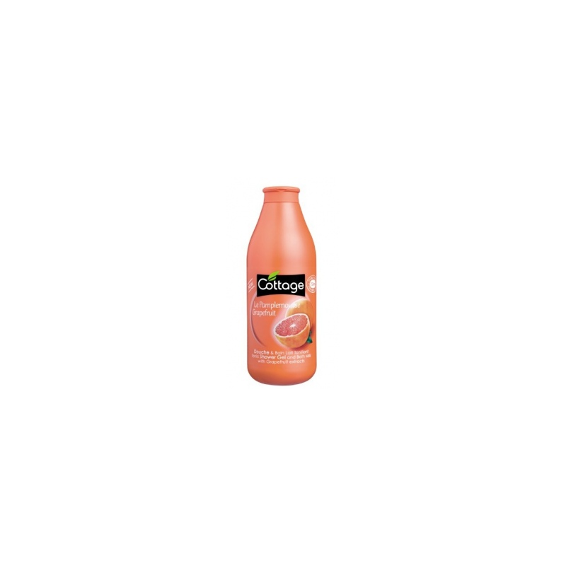 Grand COTTAGE douche pamplemousse 750ml