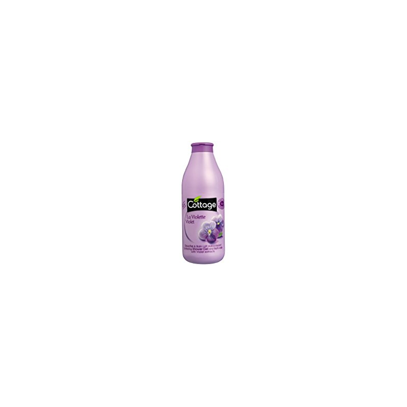 Grand COTTAGE douche violette 750ml