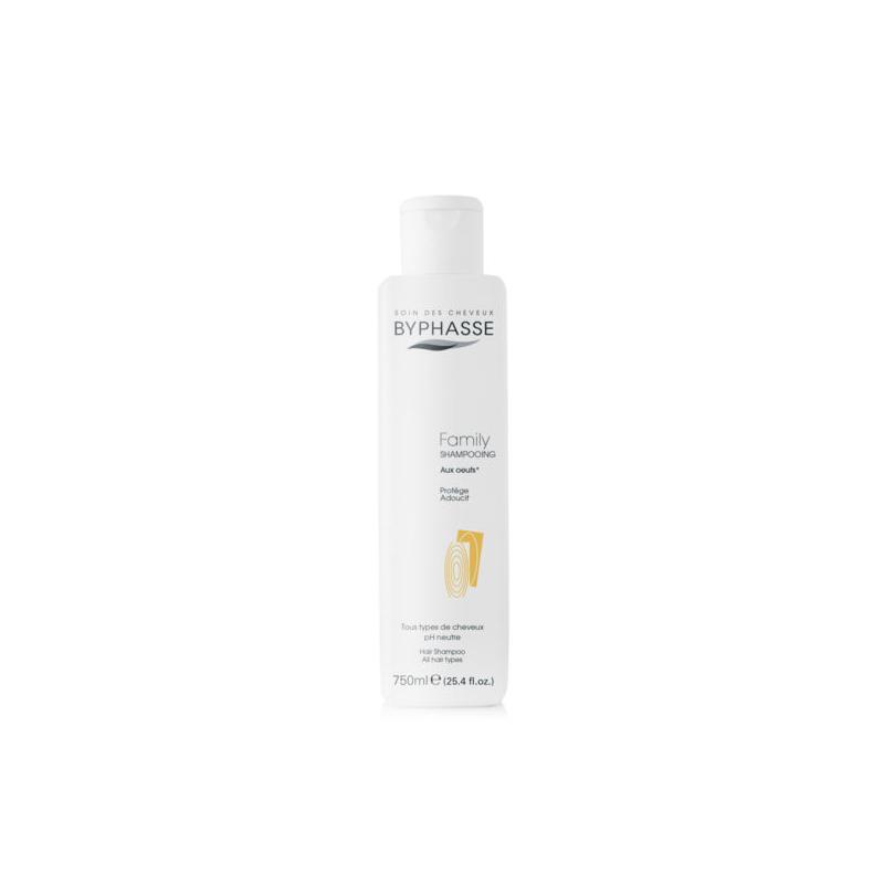 Shampoing Aux Oeufs Tous Cheveux 750 Ml