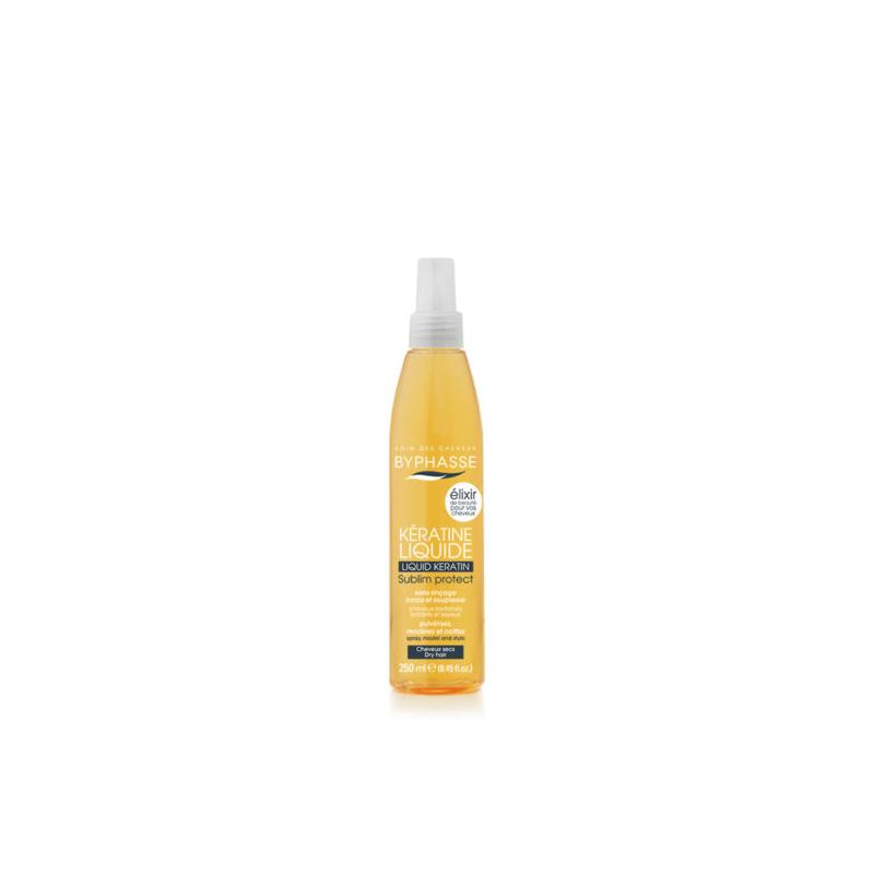 Kératine Liquide Cheveux Secs 250Ml