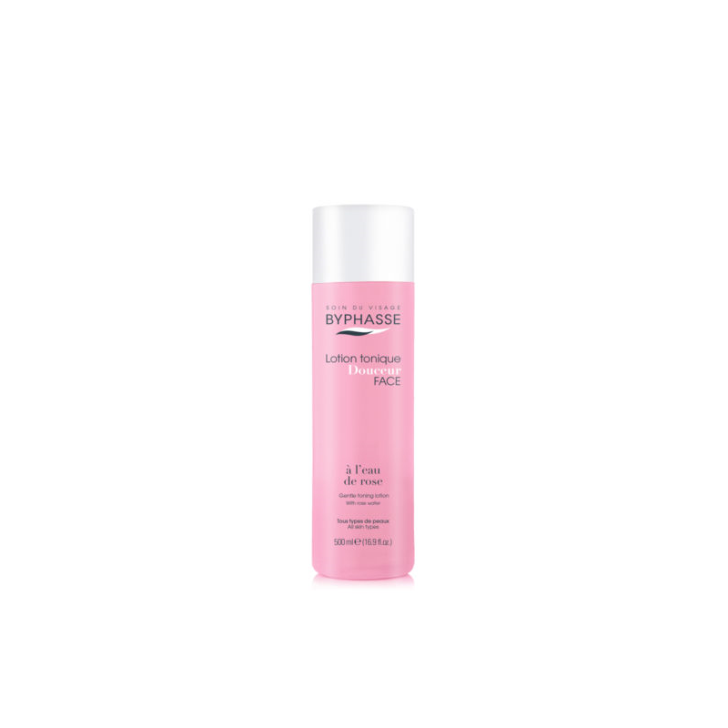 Tonique Visage Eau De Rose 500 Ml