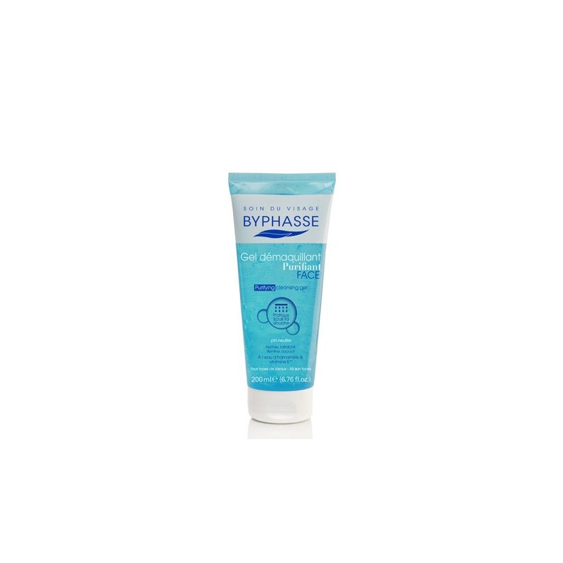 Gel Démaquillant Purifiant 200Ml