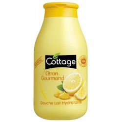 COTTAGE lait douche citron...