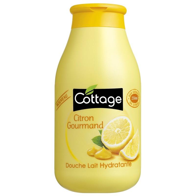 COTTAGE lait douche citron gourmand...