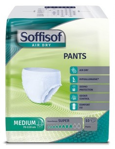 SOFFISOF pants super