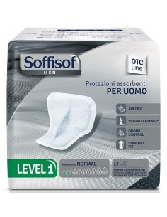SOFFOSOF men air dry Level 1