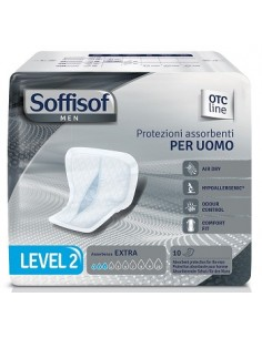 SOFFOSOF men air dry Level 2